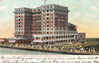Hotel Chalfonte, Atlantic City, New Jersey, Early Postcard, Used in 1907