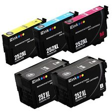 Epson 252XL Factory OEM Color Printer Ink Cartridge (not refills) Free Shipping!