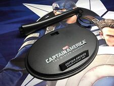 Hot Toys MMS243 Captain America The Winter Soldier 1/6 Captain America Stand