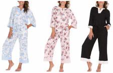 Flora Nikrooz Ladies' Crop Pant PJ Set VARIETY!