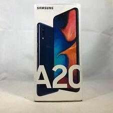 Samsung Galaxy A20 32GB Blue Unlocked - BRAND NEW