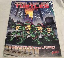 Teenage Mutant Ninja Turtles Book II graphic novel First Eastman & Laird 1987