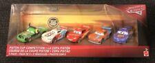 Disney Pixar Cars 3 Piston Cup 5-Pack with Next Gen Paul Conrev Ryan Laney. Rare