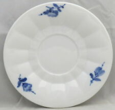 Royal Copenhagen Blue Flowers Saucer for Oversized Cup