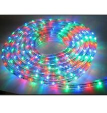 LED ROPE LIGHTS 10M FAIRY LIGHT CHRISTMAS LIGHTING PARTY MULTI COLORED
