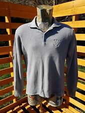 Armani Exchange AX Mens Sweater Top Jumper Pullover Medium Long Sleeve