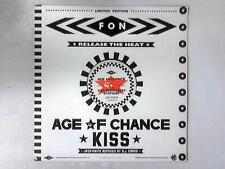 Kiss (Jack-Knife Remixes) 12in (Age Of Chance - 1986) AGE L5 (ID:15825)