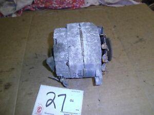 1970 1972 1967 CAMARO NOVA CHEVELLE CUTLASS SS USED AC DELCO REMY ALTERNATOR OEM