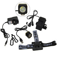 5000Lm XML T6  Mini USB LED Bicycle Headlight Bike Torch Lamp Rearlight 3 modes