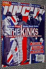 UNCUT MAGAZINE, THE KINKS, PAUL WELLER, JEFF BUCKLEY, BRANDO LEGACY