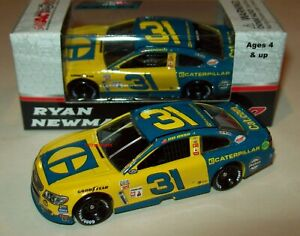 Ryan Newman 2017 Caterpillar Darlington Throwback #31 Chevy 1/64 NASCAR Diecast