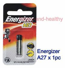 1 pc Energizer A27 27A MN27 L828 Alkaline Batteries FREE Shipping