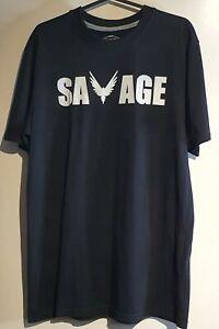 Logan Paul Savage Tshirt Small Size S Black T-Shirt Celebrity You Tuber Maverick