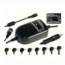 Max 24V 80W Universal Car Charger DC Power Adapter Supply For Notebook Laptop PC