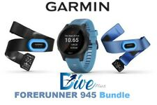 Garmin Forerunner 945 Blue bundle PN: 010-02063-11 music pay maps run swim