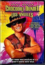 NEW DVD - CROCODILE DUNDEE 3 - IN LOS ANGELES - Paul Hogan , Linda Kozlowski