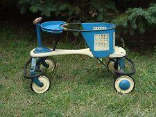Genuine Vintage Firestone Baby Walker Model 9-Z-3 DeLuxe Quality Made in USA