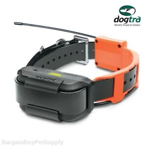 Dogtra Pathfinder Extra Replacement TRX GPS Only Dog Receiver Collar Black
