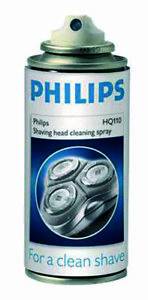 Spray Cleaner For Shavers PHILIPS Shaver Hair Clippers