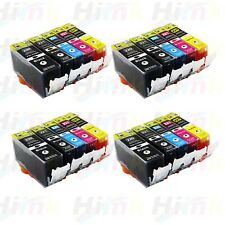 20Pk PGI220 CLI221 Ink for Canon Printer Pixma MX860 MX870 MP560 Printers