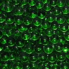 """Marble King One Pound 5/8"""" (16mm) Transparent Emerald Glass Marbles 99376009"""
