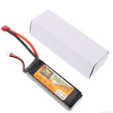 11.1V 3S 2200Mah 30C T Plug Lipo Battery For RC Hobby Model Drone Plane Car