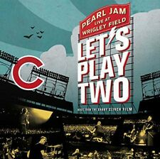 Pearl Jam - Lets Play Two Vinyl LP New 2017