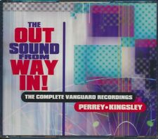 SEALED NEW CD Perrey-Kingsley - The Out Sound From Way In! The Complete Vanguard