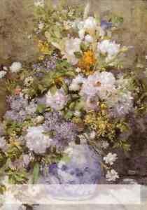 Flowers BookPlates Self-Adhesive