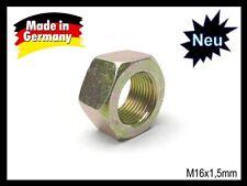 Vespa M16 Mutter Hinterrad Bremstrommel PX 80 125 200 Lusso Cosa T5  M16x1,25mm