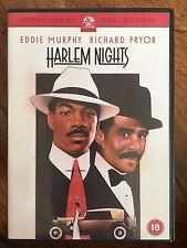 Eddie Murphy Richard Pryor HARLEM NIGHTS ~ 1989 Crime Comedy | UK DVD