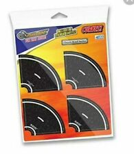 Kids Building Playtape 2� Tight Curves 8 Pack Road Car Tape Stick to Floors