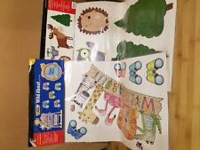 Creative Teaching Press Bulletin Board Wild About jumbo woodland friends