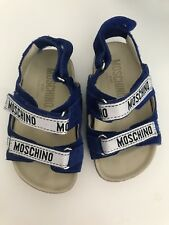 Moschino Children Sandal Size 23