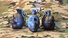 SKULL GRENADE Resin Replica Lemon Frag Grenade - GEAR for WAR! RAIDERS COSPLAY
