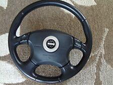Subaru Legacy BH5 momo steering wheel AIRBAG LEATHER