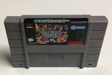Super Nintendo SNES The Peace Keepers Authentic Video Game Cartridge