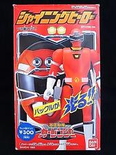 Bandai 1996 Power Rangers Turbo Gekisou Sentai Carranger Red Candy Toy Model MIB