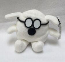 "New GUND Scott Adams Dilbert Dogbert 5"" Stuffed Bean Plush Cartoon w/ Tag #4681"