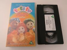 Tots TV - Fluffy Little Chicks And Other Stories (VHS, 1997)