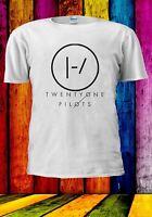 Twenty One 21 Pilots Emblem World Tour Men Women Unisex T-shirt 2890