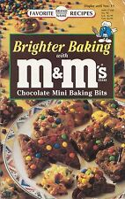 BRIGHTER BAKING WITH M&M'S BRAND CHOCOLATE MINI BAKING BITS COOKBOOK VOL. 5, #98