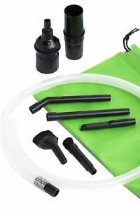 Micro Mini Shark Vacuum Cleaner Attachment Tool Kit 8-Piece by Green Label