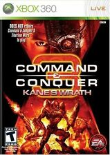 XBOX 360 COMMAND & CONQUER 3 KANE'S WRATH BRAND NEW GAME