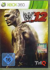 WWE 12 (360 Xbox)