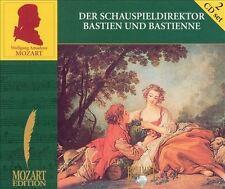 ██ OPER ║ Wolfgang Amadeus Mozart ║ BASTIEN UND BASTIENNE ║ 2CD