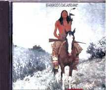 FABRIZIO DE ANDRE' S/T CD