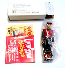 Gerry Anderson's CAPTAIN SCARLET Mail Away figure 1990's series SEALED