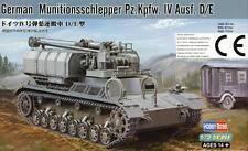 Hobbyboss - Munitionsschlepper pz.kpfw.iv ausf.d/E TANQUE PANZER 1:72