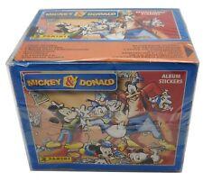 Mickey & Donald 2011 Box 50 Packs Stickers Panini Disney
